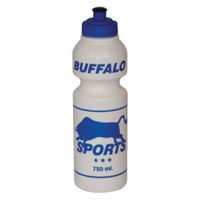BUFFALO SPORTS PERSONAL DRINK BOTTLE - 750ML - MULTIPLE COLOURS (BOTT015)