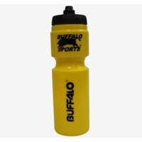 BUFFALO SPORTS SAFE SHOT DRINK BOTTLE - 750ML - MULTIPLE COLOURS (BOTT038)