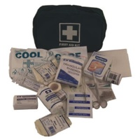 BUFFALO SPORTS BUM BAG FIRST AID KIT - INCLUDES THE ESSENTIALS (FIRST001)