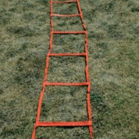 BUFFALO SPORTS FLAT NYLON SPEED LADDER - 4M OR 8M LENGTHS AVAILABLE