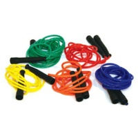 BUFFALO SPORTS SKIPPING ROPE - MULTIPLE SIZES AND COLOURS AVAILABLE