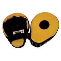 BUFFALO SPORTS PRO MODEL CURVED FOCUS PADS - ONE SIZE FITS ALL (BOX039)