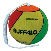 BUFFALO SPORTS TETHER BALL - IDEAL FOR USE WITH SUPER BASE SYSTEM (PLAY046)