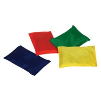 BUFFALO SPORTS BEANBAG - NYLON RECTANGLE - MULTIPLE COLOURS