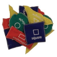BUFFALO SPORTS SHAPES BEANBAGS - SET OF 12 SHAPES (BEAN012)