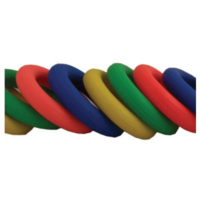 BUFFALO SPORTS DECK RING QUOITS - SET OF 10 - MULTIPLE COLOURS AVAILABLE