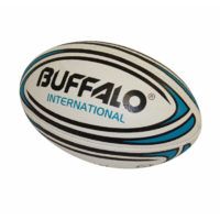 BUFFALO SPORTS PRO INTERNATIONAL RUGBY LEAGUE BALL - SIZE 5 (RUG169)