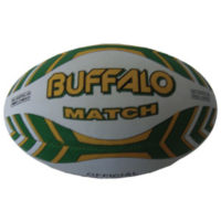 BUFFALO SPORTS MATCH RUGBY LEAGUE BALL - SIZE 5 (RUG005)