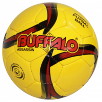 BUFFALO SPORTS ASSASSIN FUTSAL BALL - SIZE 3.5 / 2.5 - HAND STITCHED