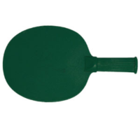 BUFFALO SPORTS HEAVY DUTY PLASTIC TENNIS BAT - GREEN (TAB004)