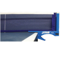 DHS INTERNATIONAL CLIP ON TABLE TENNIS POST AND NET SET - HEAVY DUTY (TAB012)