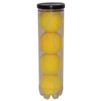 BUFFALO SPORTS GOLD 4 TENNIS BALL CAN - CAN OF 4 BALLS (TENN065)
