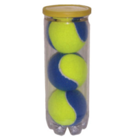 BUFFALO SPORTS TWO TONE TENNIS BALLS - CAN OF 3 BALLS (TENN066)
