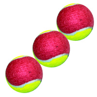 BUFFALO SPORTS LOW COMPRESSION OVERSIZE TENNIS BALLS - 3 BALLS (TENN176x3)