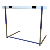 BUFFALO SPORTS DELUXE COMPETITION ATHLETIC HURDLES - ADJUSTABLE HURDLES (ATH404)