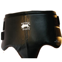 BUFFALO SPORTS COMPETITION GROIN PROTECTOR - SMALL / MEDIUM / LARGE (BOX082)
