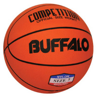 BUFFALO SPORTS COMPETITION HEAVY DUTY NYLON BASKETBALL - MULTIPLE SIZES*