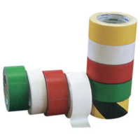 BUFFALO SPORTS COURT LINING TAPE - 48MM X 33M ROLL - MULTIPLE COLOURS (GRD015)