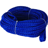 KIDDER INFLATABLE TOWABLE SKI TUBE ROPE - 50FT - 1524KG RATED - WATER SKI GEAR