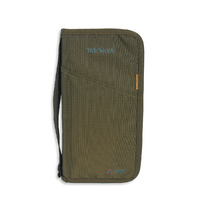 TATONKA TRAVEL ZIP L RIFD - OLIVE - TRAVEL SAFETY AND PROTECTION (TAT 2957.331)