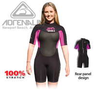 ADRENALIN RADICAL-X SPRINGSUIT LADIES WETSUIT - THERMO GLIDE MATERIAL