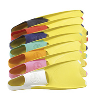 LAND & SEA EXPRESS RUBBER FINS - 100% RUBBER FINS - MULTIPLE COLOURS