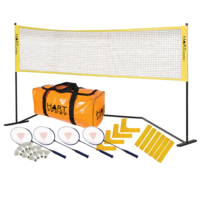 HART BADMINTON KIT - INCLUDES EVERYTHING YOU NEED TO START PLAYING