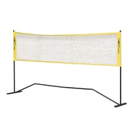HART PORTABLE TENNIS / BADMINTON NET SYSTEM - EASY TO SET UP (3-171)
