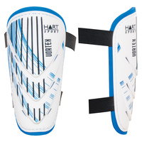 HART VORTEX SOCCER SHIN GUARDS - LIGHTWEIGHT AND DURABLE