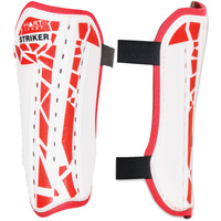 HART STRIKER SOCCER SHIN GUARDS - OPTIMISED FIT WITH VENT HOLES