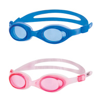 HART STROKE JUNIOR SWIMMING GOGGLES - POLYCARBONATE ANTI-FOG LENSES