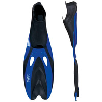 HART SNORKELING FINS - SOFT DEEP FOOT POCKET FOR EXCELLENT COMFORT