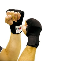 HART BOXING QUICK HAND WRAPS - EASY SLIP ON GLOVE DESIGN WITH PADDED KNUCKLE