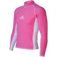 LAND & SEA JUNIOR LONG SLEEVE RASH VEST - OFFERS UV50+ PROTECTION