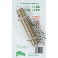AUSTRALIA'S MOST POPULAR LURE RETRIEVER - LARGE