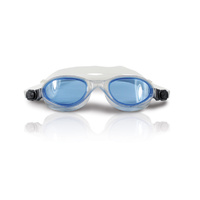 LAND & SEA 100% SILICONE MENS LARGE UNI-FIT SILICONE GOGGLES - BLUE OR BLACK