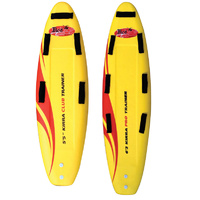 "REDBACK KIRRA CLUB TRAINER 5' 5"" OR 6'2"" - DEVELOP YOUR PADDLING SKILLS"