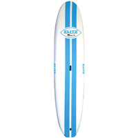 "REDBACK ELITE SUP SOFT DECK 10' 8"" BOARD WITH TELESCOPIC PADDLE & LEG ROPE"