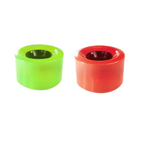 ADRENALIN DOWNHILL WHEEL - 83mm x 52mm - 4 Pack - 2 COLOURS AVAILABLE