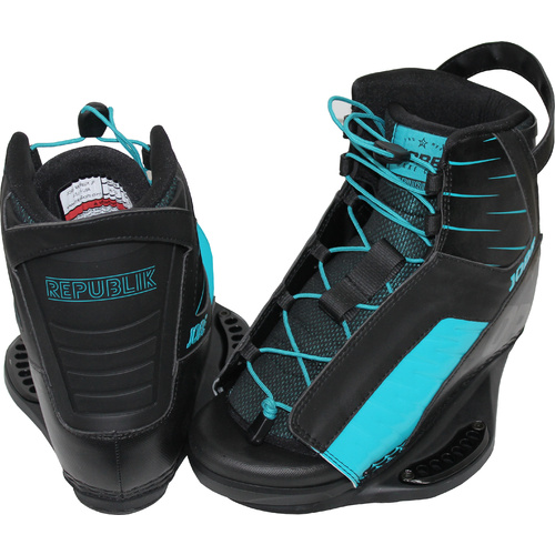 JOBE REPUBLIK WAKEBOARD BOOTS - AVAILABLE IN MULTIPLE SIZES