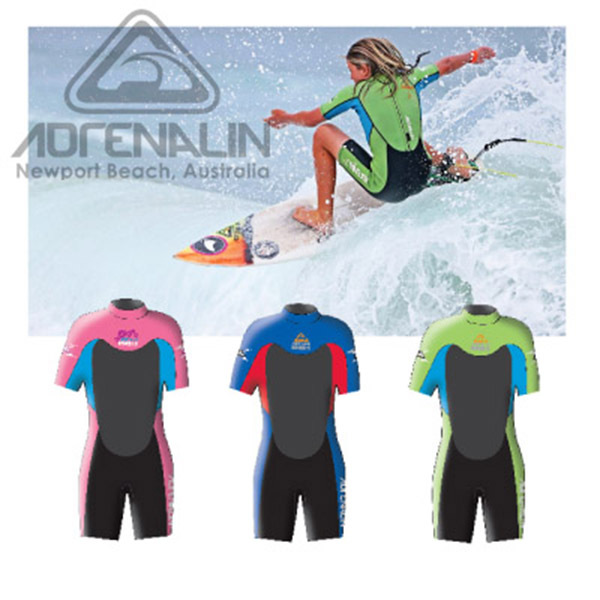 f15d0c4b44 ADRENALIN RADICAL-X SPRINGSUIT JUNIOR WETSUIT - 2MM SUPER STRETCH
