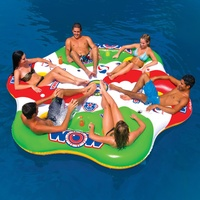 Wow Watersports Tube A Rama 6 Person Inflatable Water Tube 13-2050