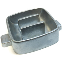 BOSS EQUIPMENT MOULD WEIGHT - 3LB / 1.3KG - WEIGHT DIVING SEA