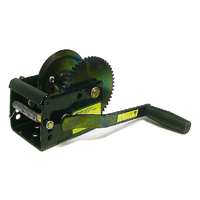 JARRET STANDARD WINCH 5:1 ONLY - NO CABLE (WB-F10215) CAMPING BOAT RECOVERY