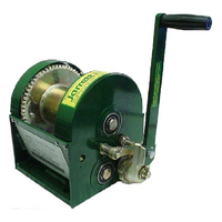 JARRETT 600 SERIES BRAKE WINCH ONLY 8:1 630KG - NO CABLE (WB-F11620)