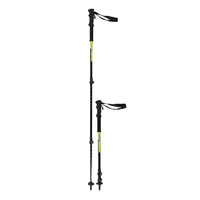 EXEL DENALI PL - TREKKING POLES - PAIR (EXL-0308) HIKING STICKS
