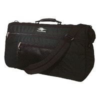 KIVA DESIGNS SUITER SHUTTLE 47L - TRAVEL PACK - BLACK OR GREEN - MESSENGER BAG