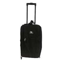 KIVA DESIGNS EXPANDABLE EXPRESS 42L - ROLLERPACK - BLACK (KIV-081401)