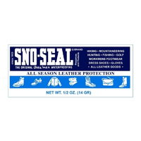 ATSKO SNO SEAL PILLOWPACK 14ML - ORIGINAL BEESWAX WATERPROOFING - (SNOSLPIL)
