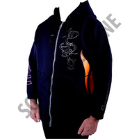 INTENSITY NEO SPRAY JACKET - SIZES XS - XL (IA8380) WINDBREAKER